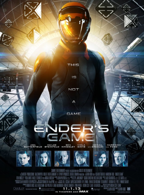 "Battle School (""Ender's Game"")"