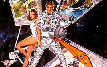 """Drax's Space Station (""""Moonraker"""")"""