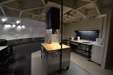 The kitchen of the HI-SEAS mock mission habitat.