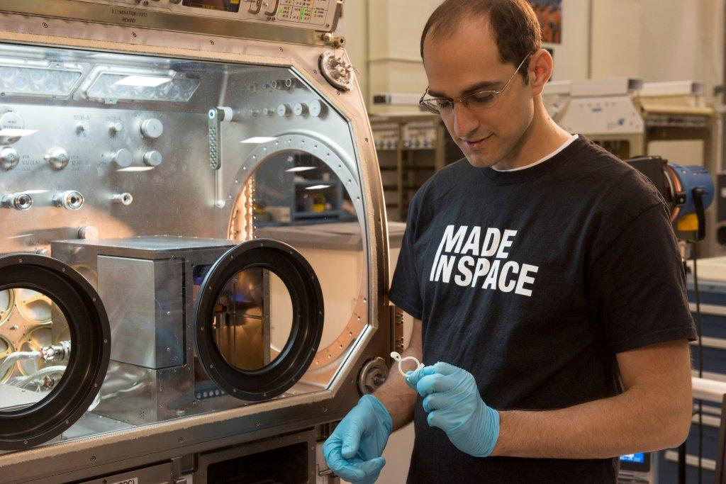 3D Printer Bound for Space Station Passes Tests