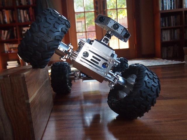 Beatty Robotics' Terrabot