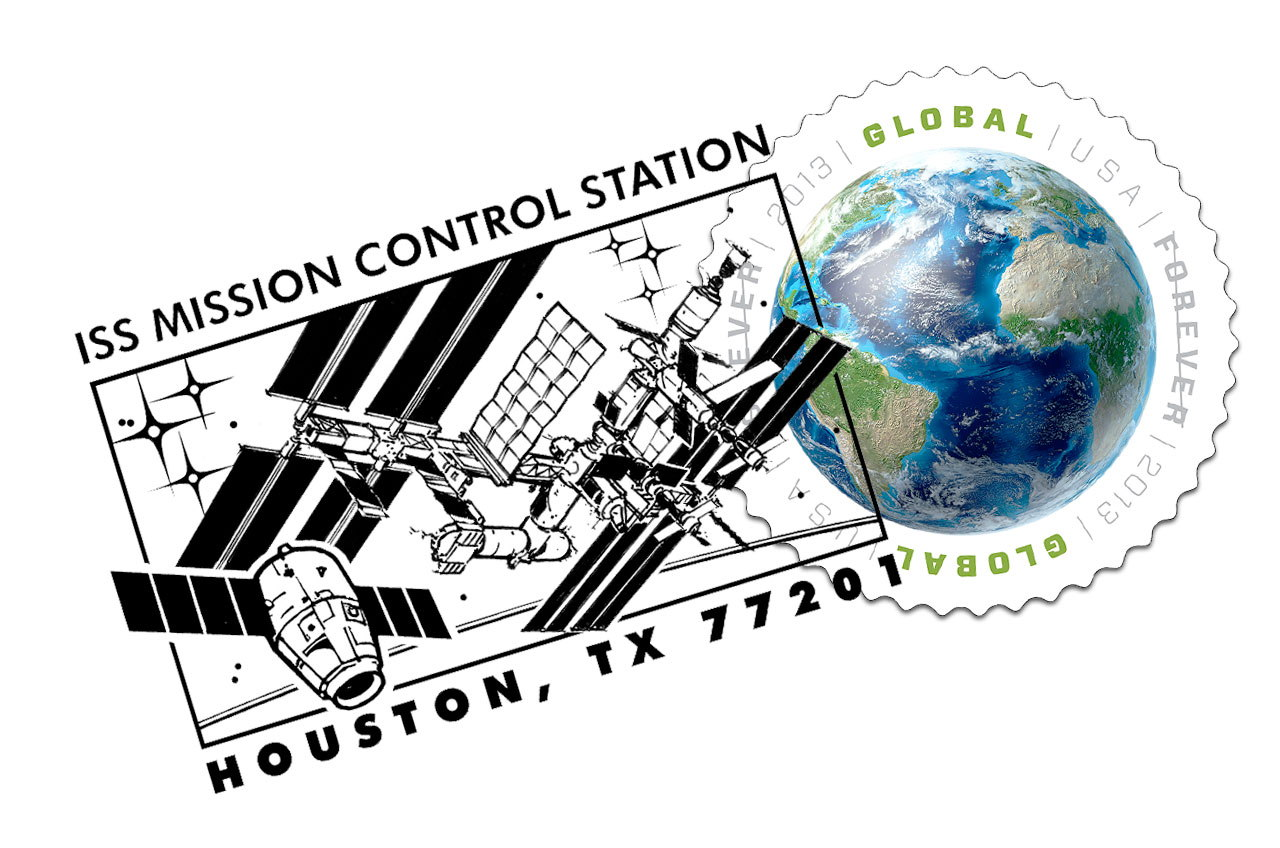 Space Station Delivery Capsules Now Being Delivered on Houston Mail