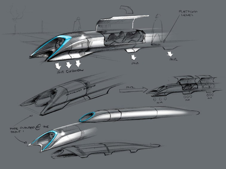Area 51, Hyperloop Unveiled & More