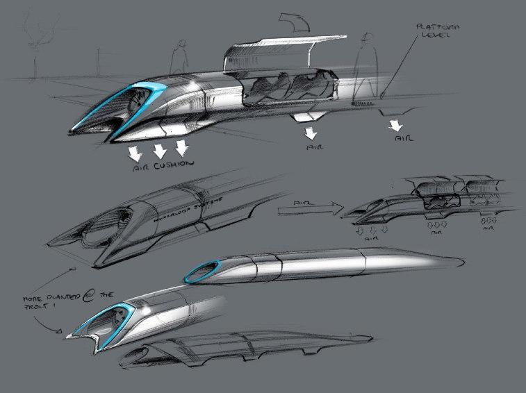 Hyperloop Unveiled: Billionaire Elon Musk Reveals Wild Idea for Superfast Travel
