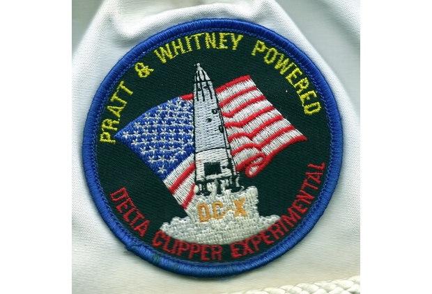 Delta Clipper-Experimental Logo Patch