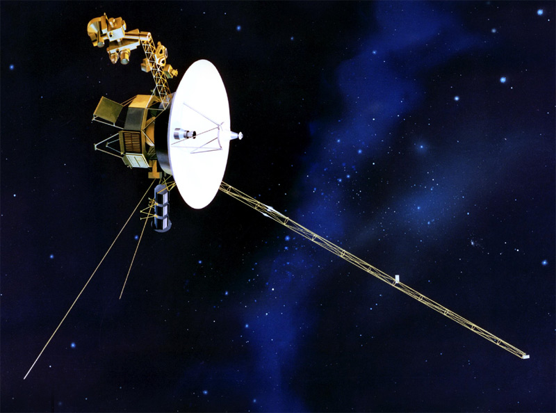 NASA's Voyager 1 Spacecraft