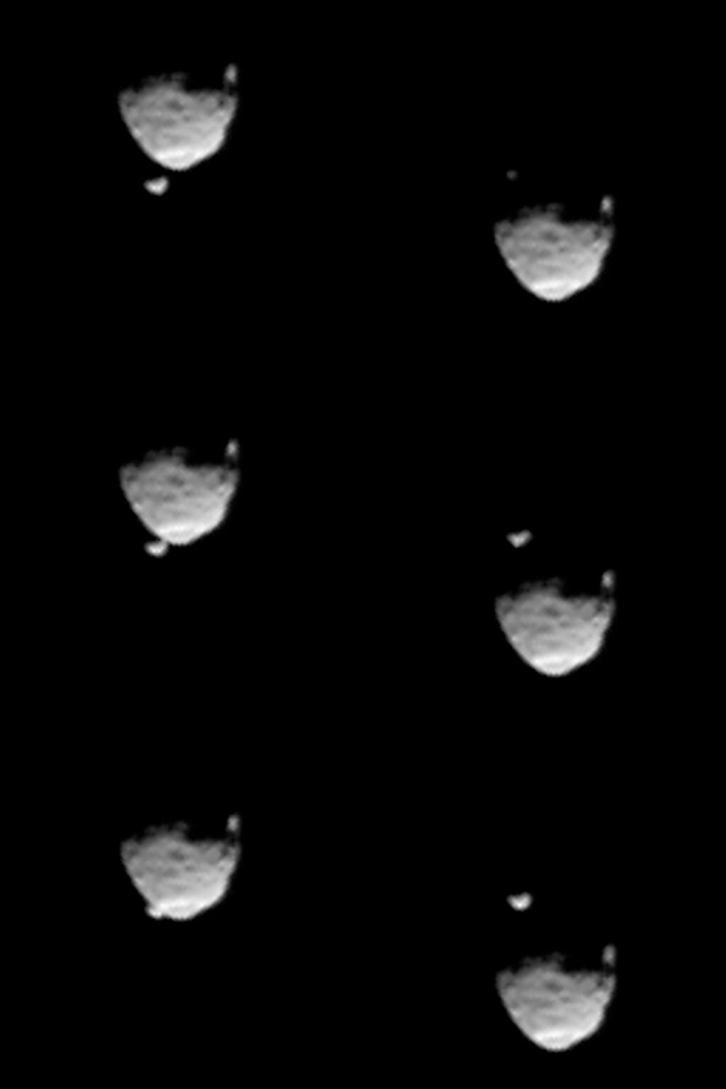 Moons of Mars: Amazing Photos of Phobos and Deimos