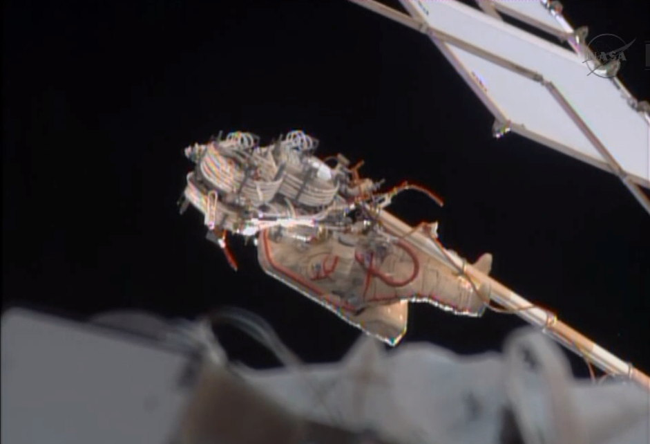 Cosmonaut Rides Boom