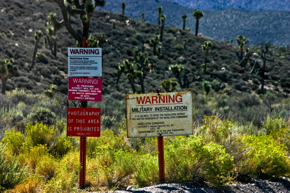 Area 51 Exists! But Where Are the Aliens?
