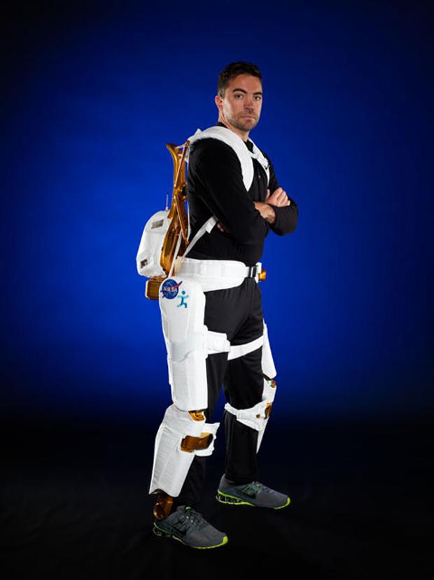 'Iron Man' Exoskeleton Could Give Astronauts Superhuman ...