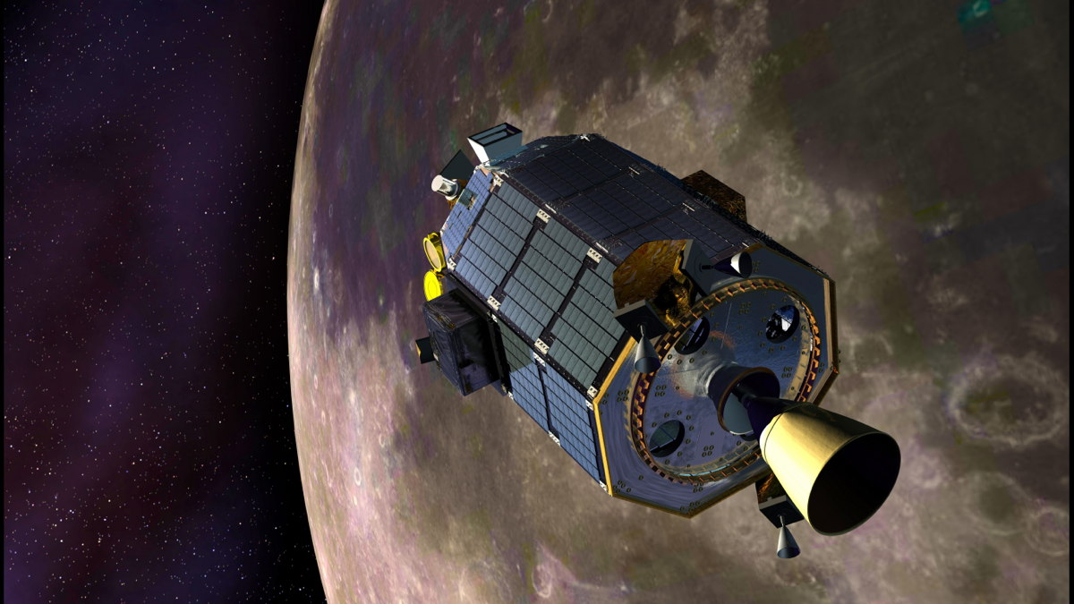 NASA Spacecraft Aims to Solve Moon Dust Mystery