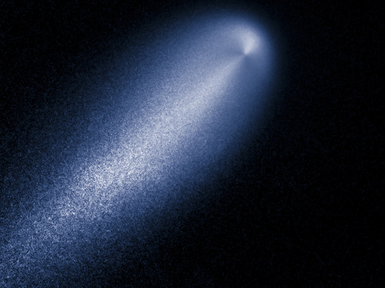 Comet ISON Enhanced Hubble Image space wallpaper