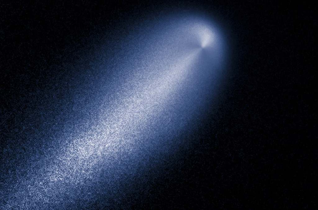 Disintegration of Comet ISON Would Pose No Threat to Earth