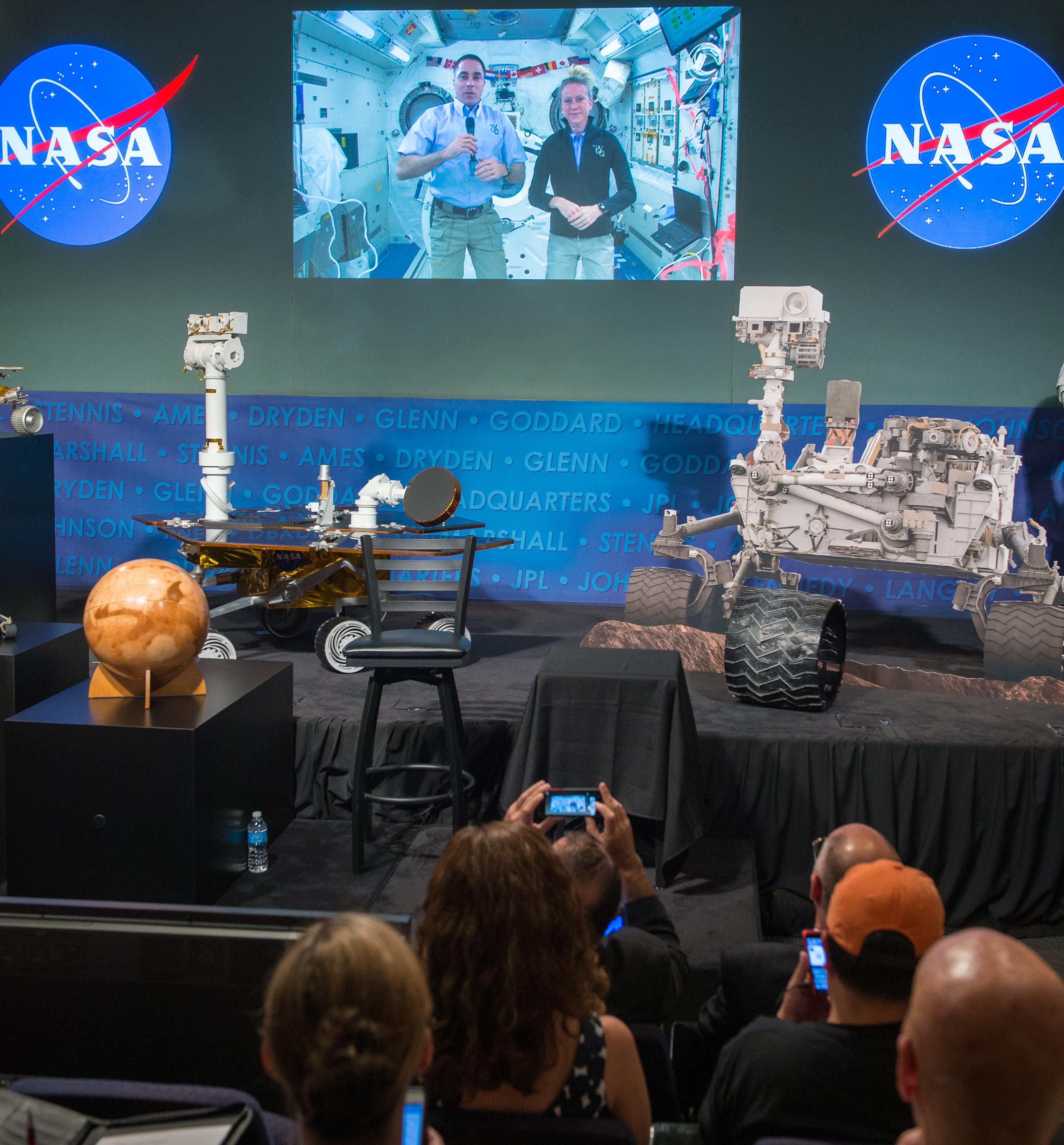 mars curiosity rover live feed - photo #43