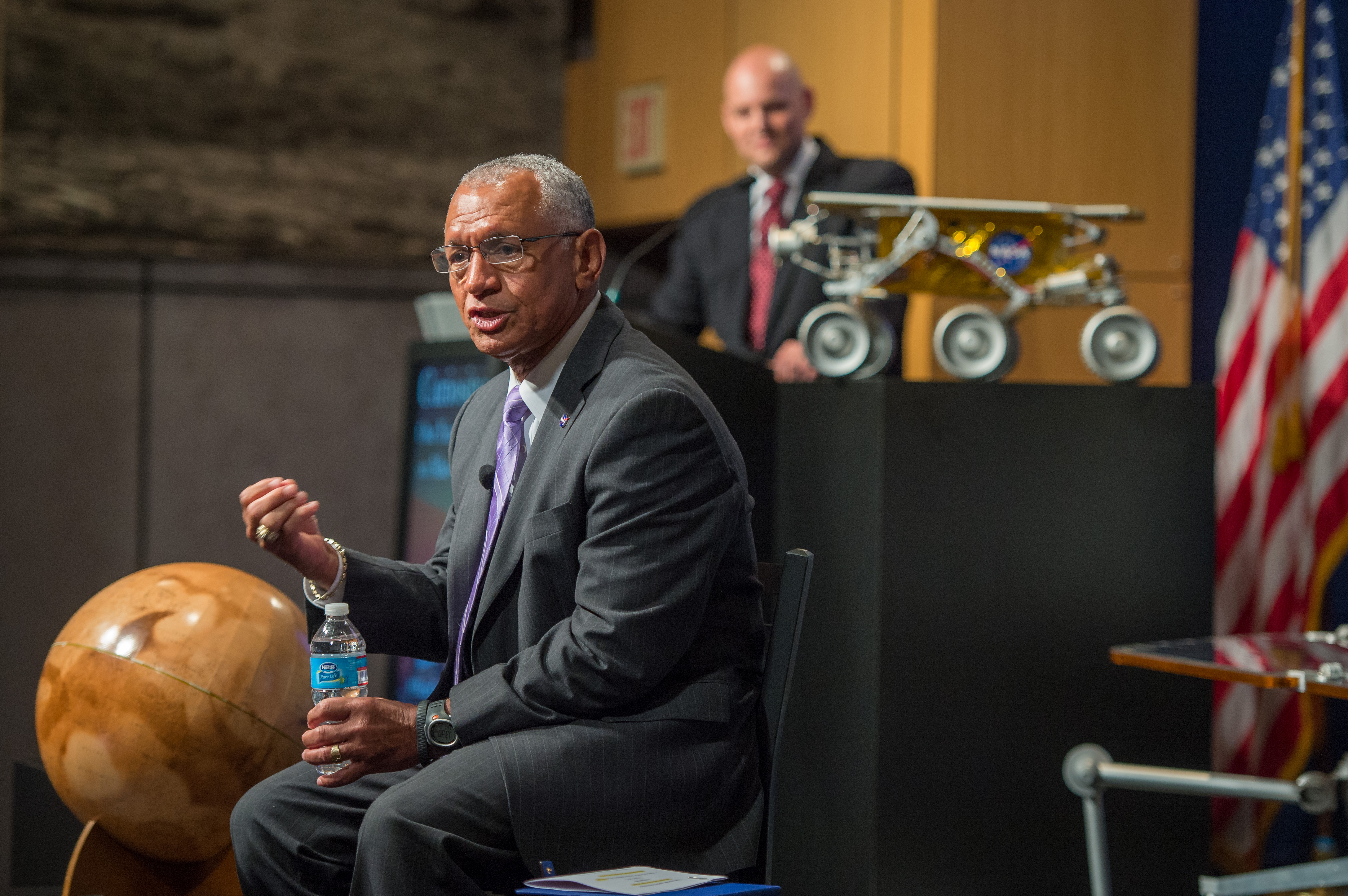 Bolden Celebrates at Curiosity First Anniversary Event