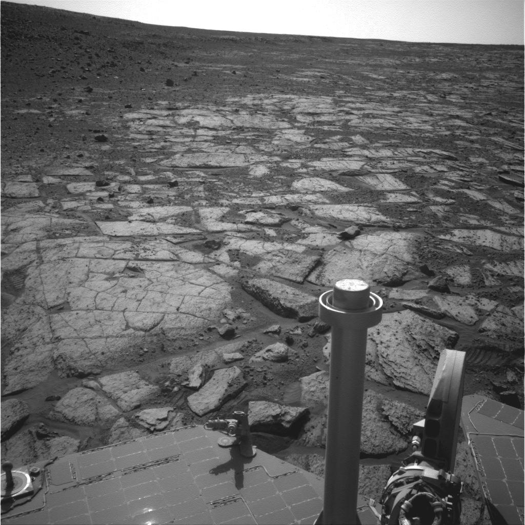 Mars Rover Opportunity Reaches Campsite for Martian Winter