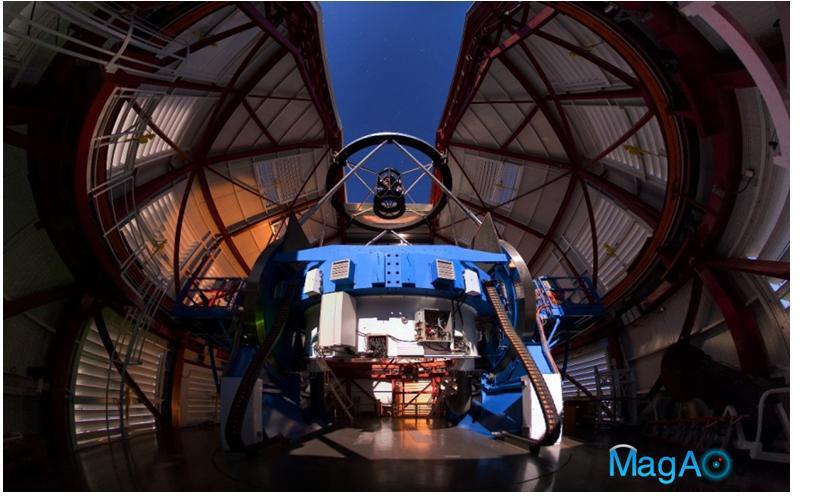 New Telescope Tech Takes Sharpest Night Sky Photos Ever
