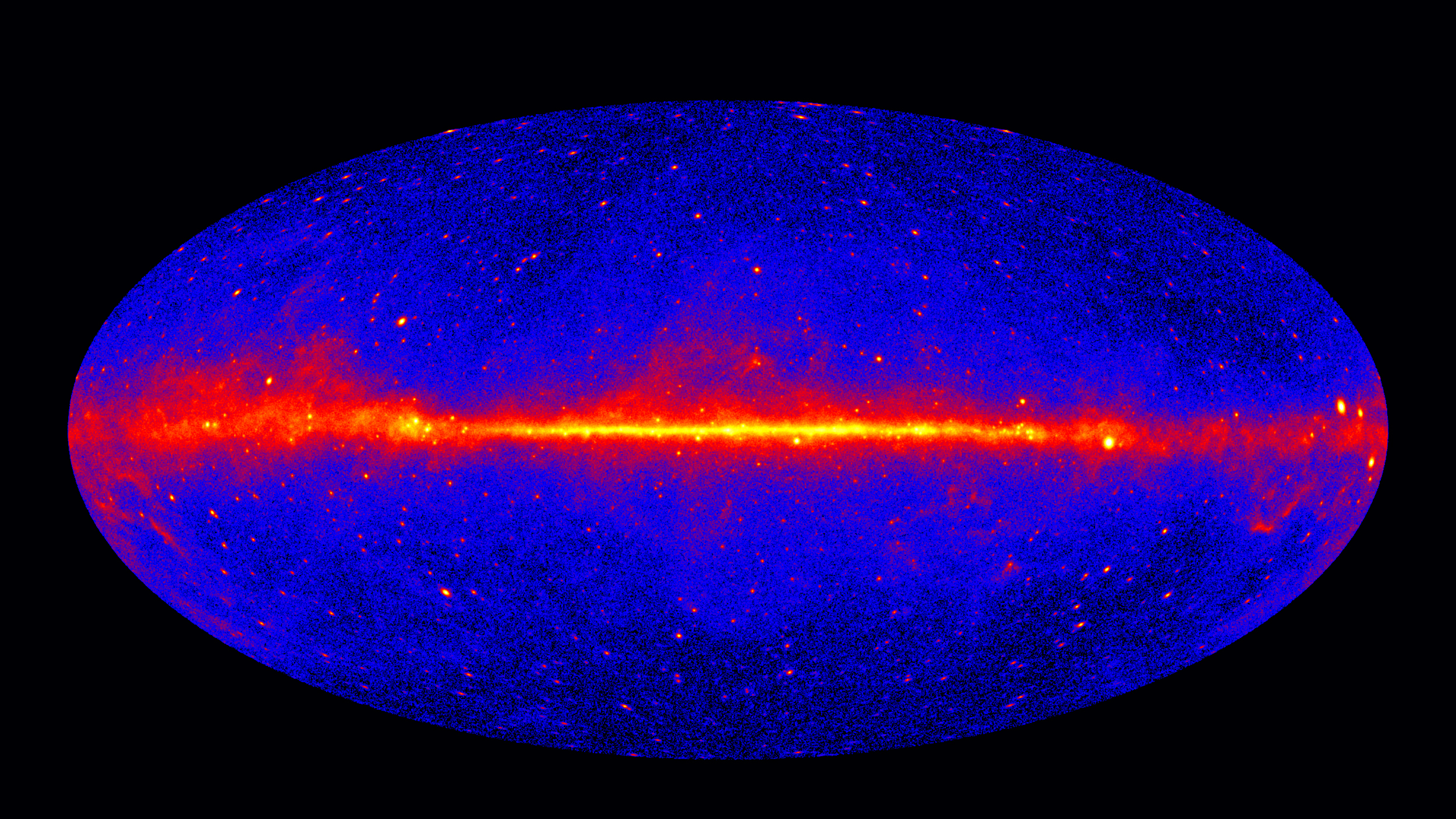 NASA Extends Life of Gamma-Ray Hunting Fermi Space Telescope