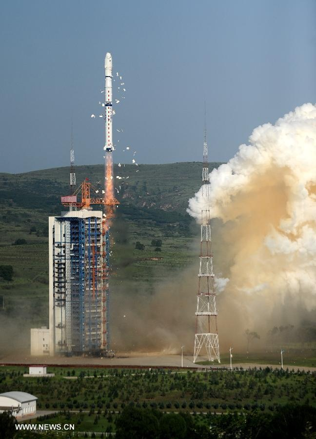 China Looms as Main Launch Competition, SpaceX Says