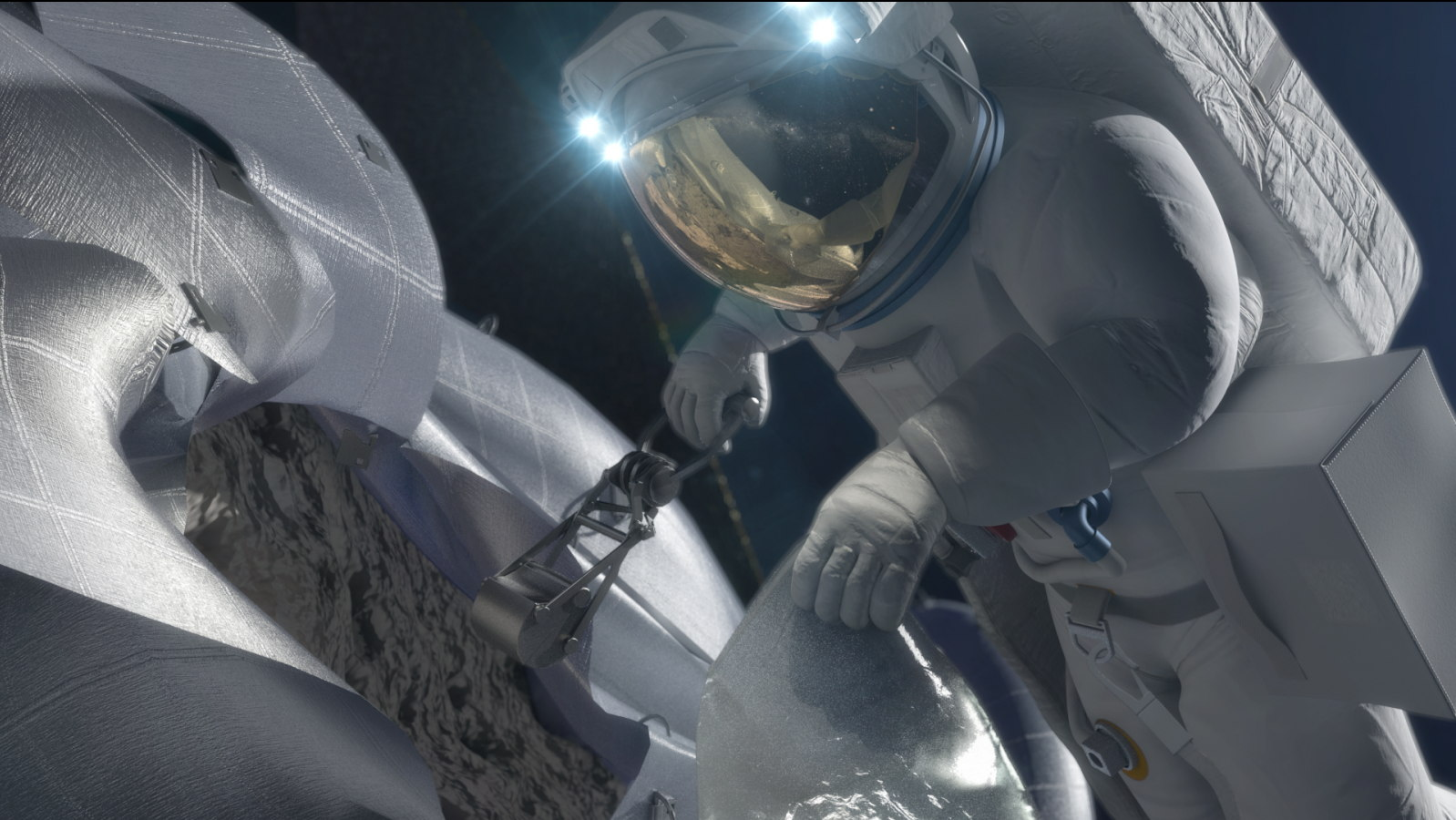 Buzz Aldrin Wants NASA Astronauts to Visit Asteroid in Deep Space