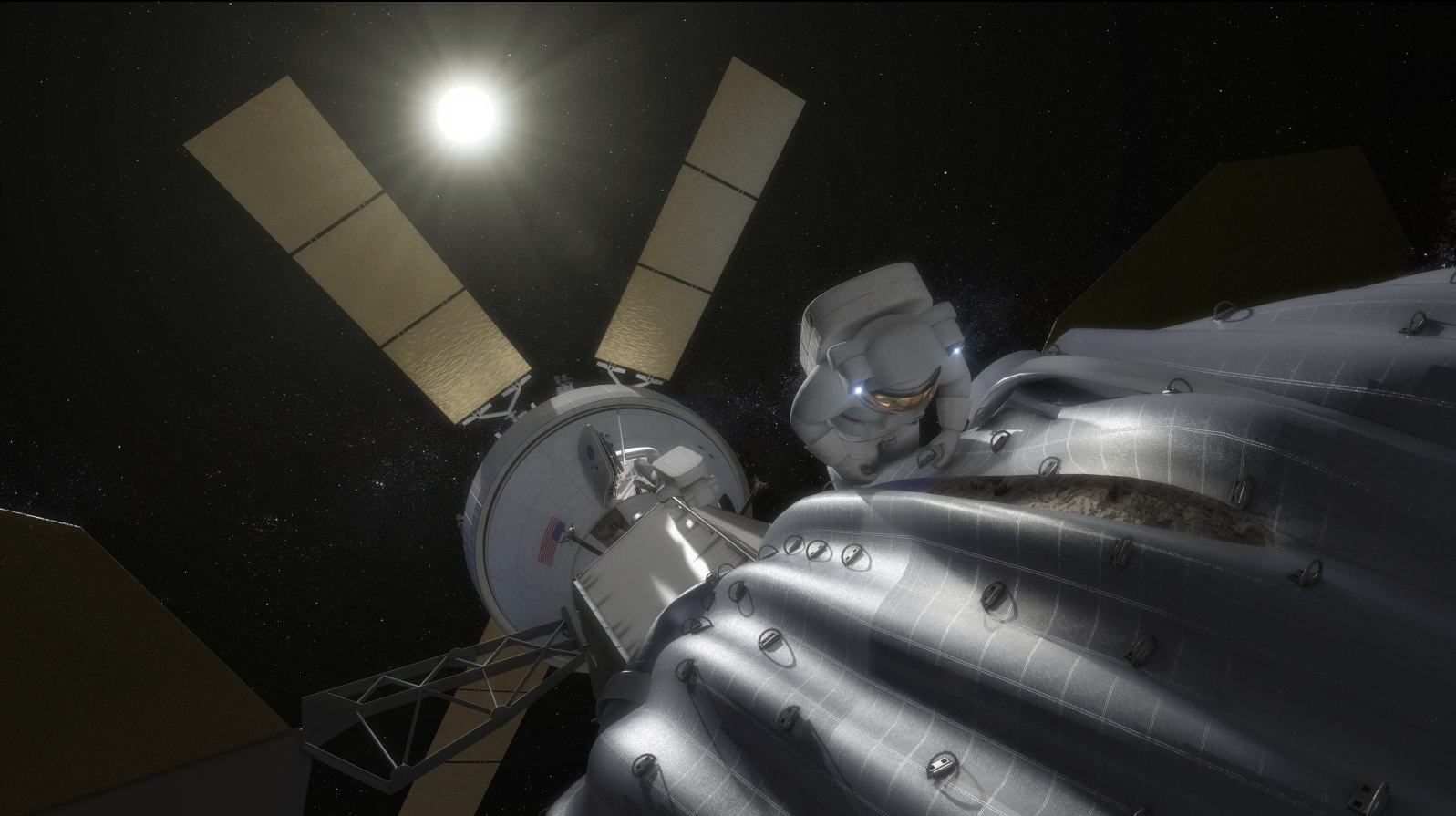 NASA Seeks Targets For Asteroid-Capture Mission