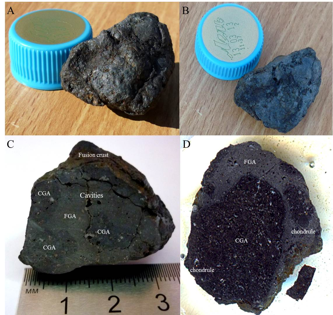 Meteorites from Russian Meteor Explosion Reveal Signs of Cosmic Crashes