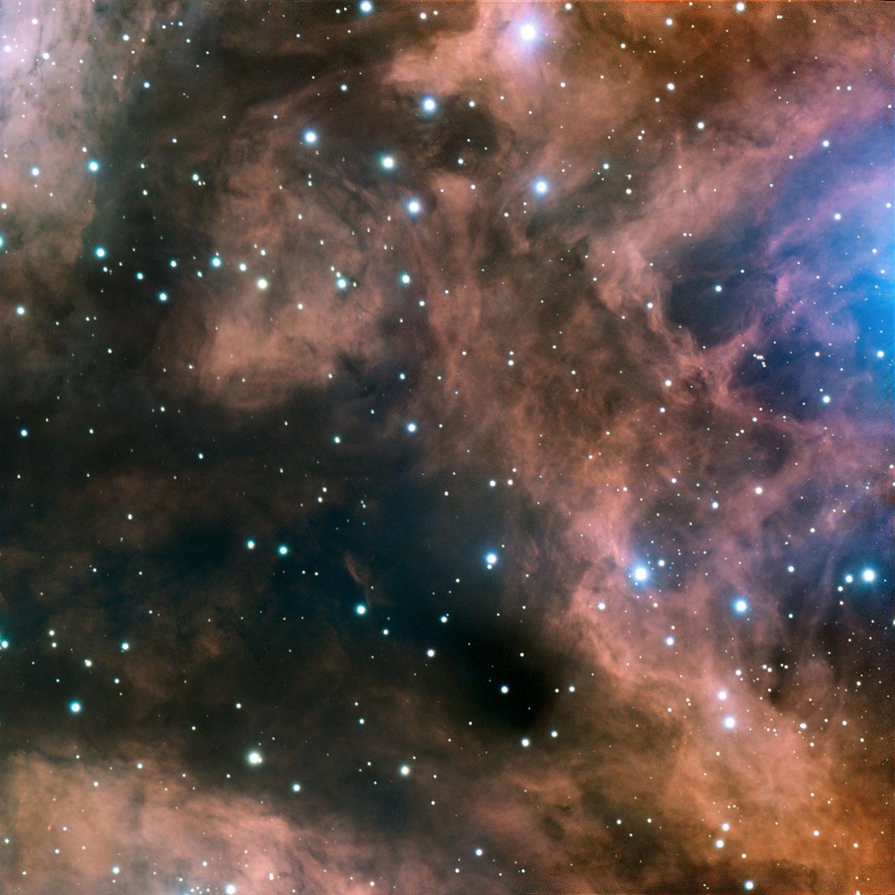 Emission Nebula NGC 6357
