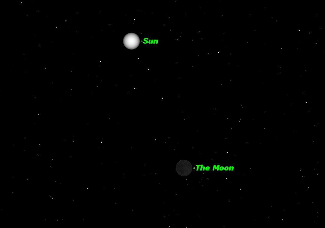 New Moon, September 2013