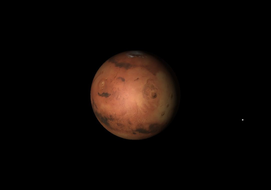Mars, September 2013