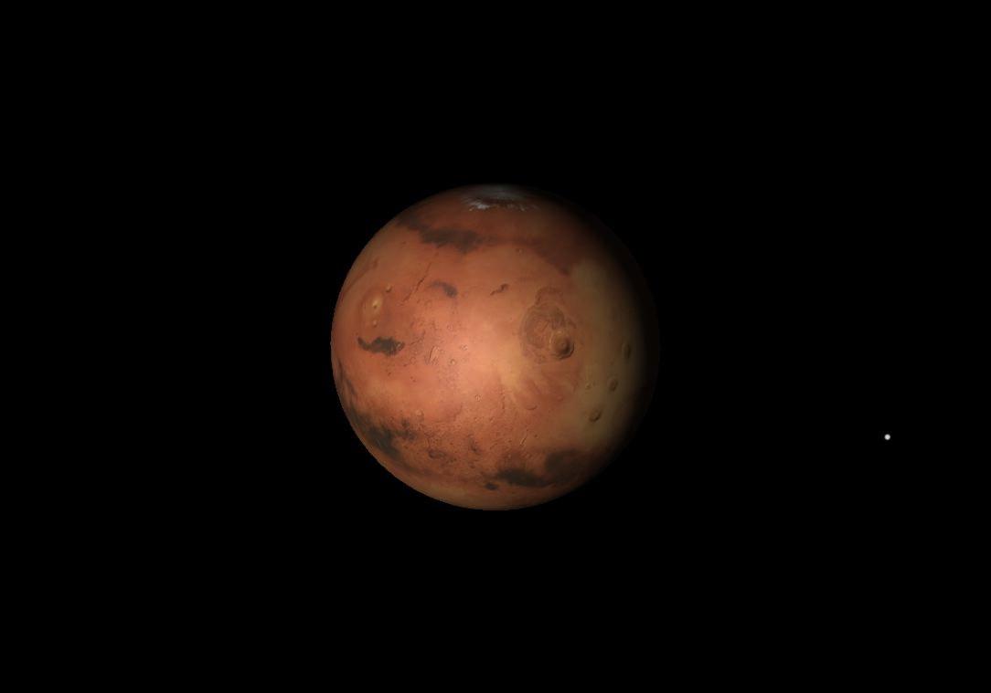 Midcentury Life, on Mars (Op-Ed)