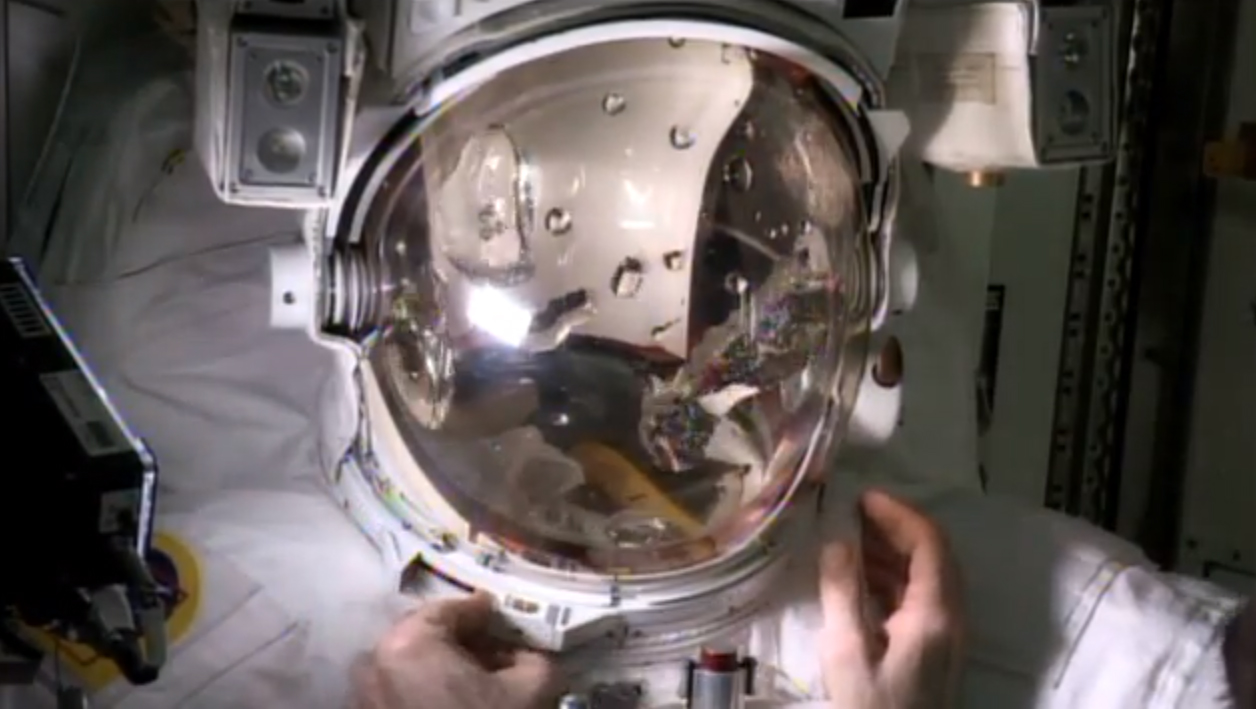 Spacesuit Leak That Nearly Drowned Astronaut Could Have ...