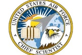 Logo: Chief scientist of the Air Force