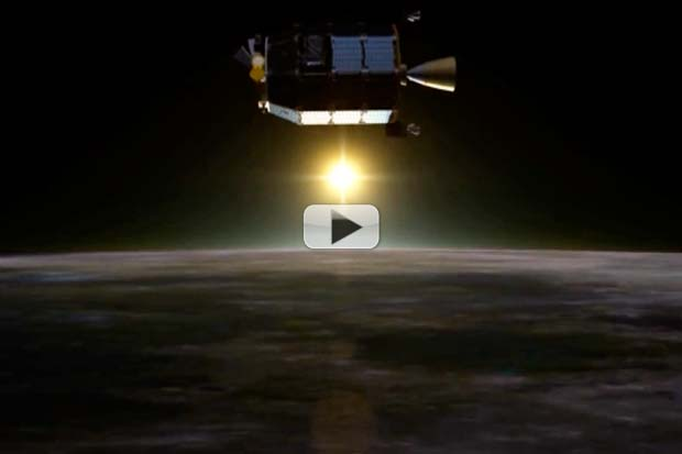 Moon's Strange Atmosphere: NASA to Probe | Video