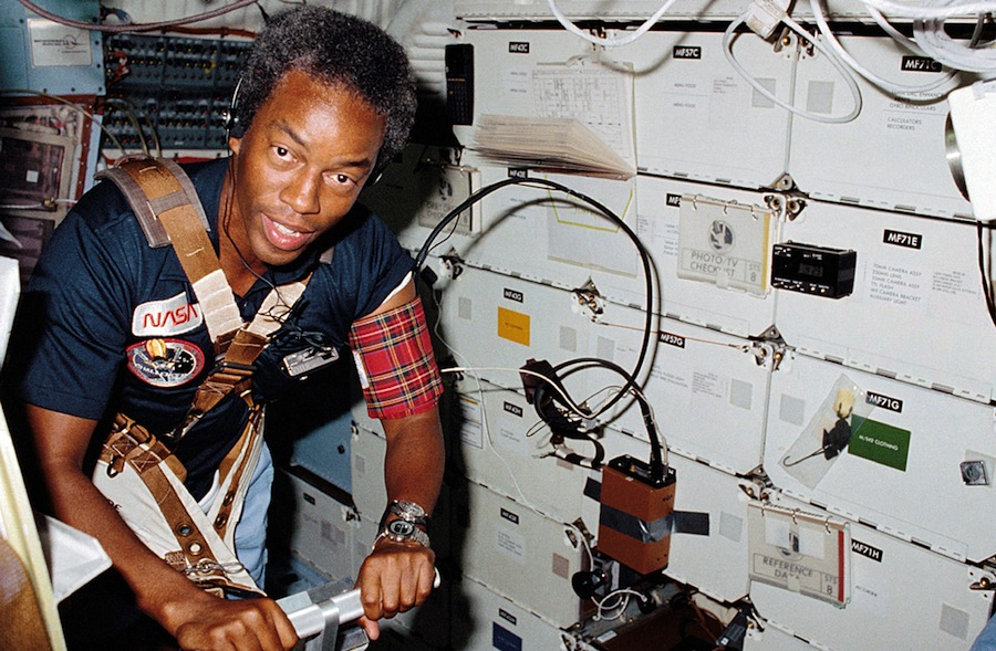 30 Years Ago: First African-American Launches into Space