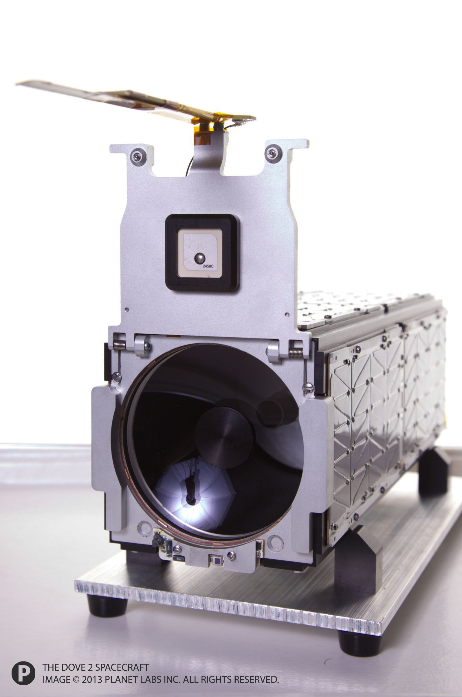 Planet Labs Unveils Tiny Earth-Observation Satellite Family