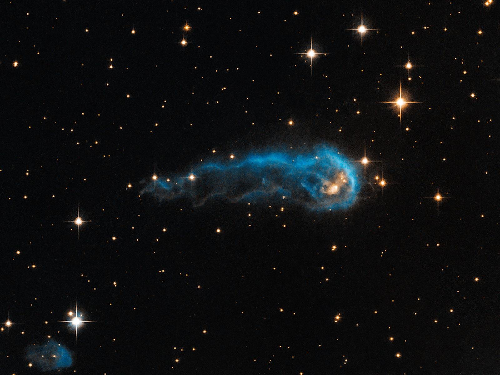 IRAS 20324 4057 Protostar
