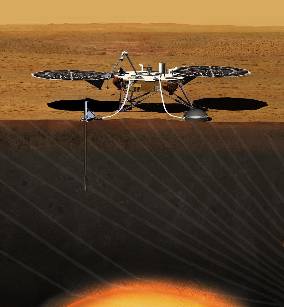 NASA 'Go' to Start Building 2016 Mars Lander