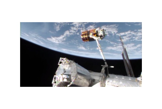 Japanese Cargo Ship Leaves Space Station