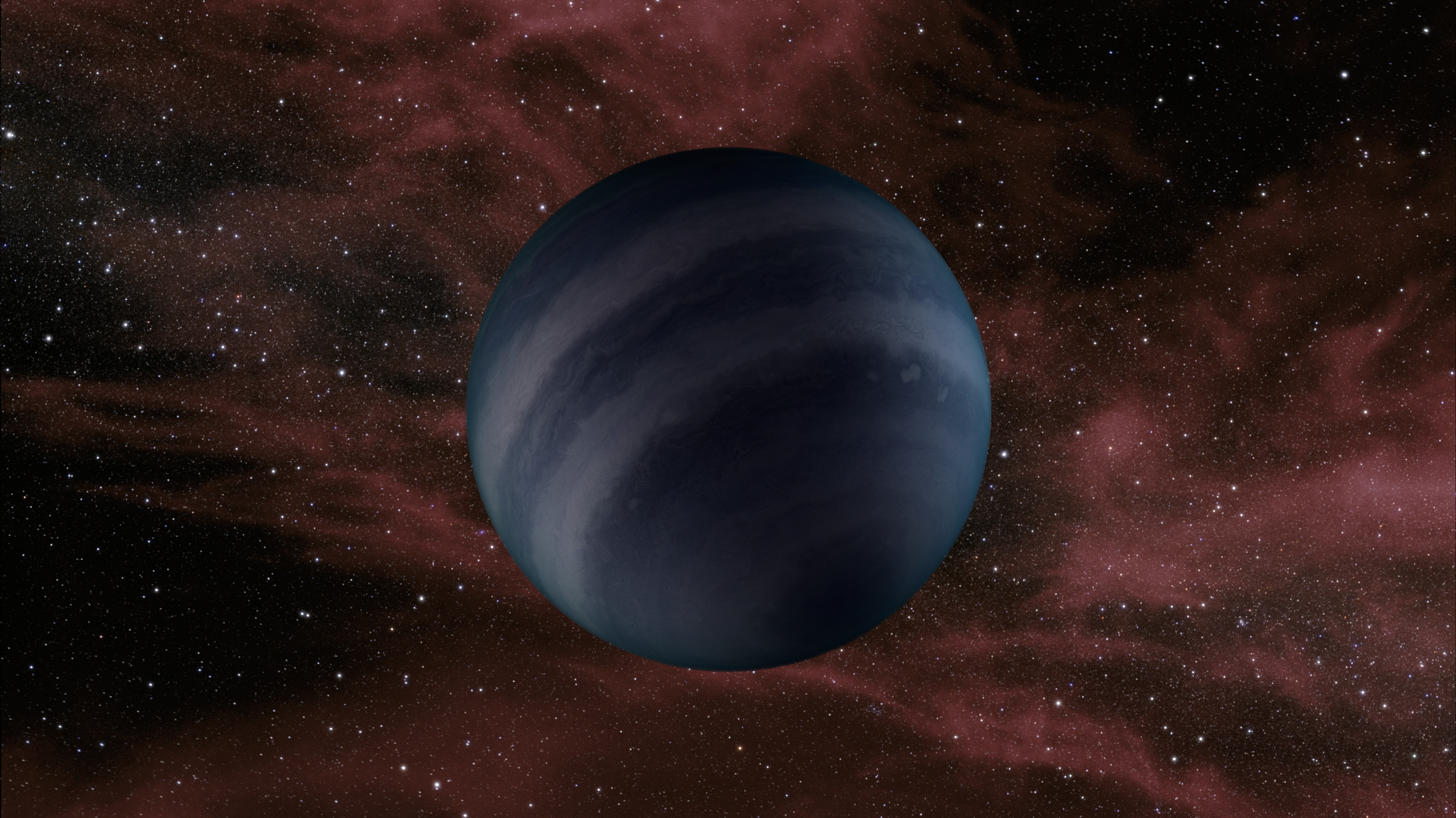 Brown Dwarf Star Artist's Concept