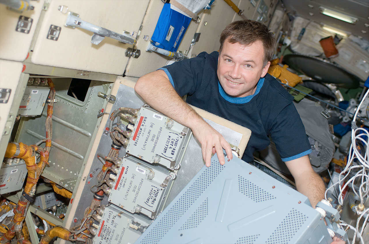 Russian Cosmonaut Resigns Space Station Command for 'Better Job'