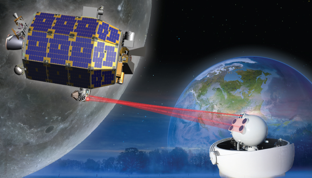Incredible Technology: Laser Space Communications for Interplanetary Travel