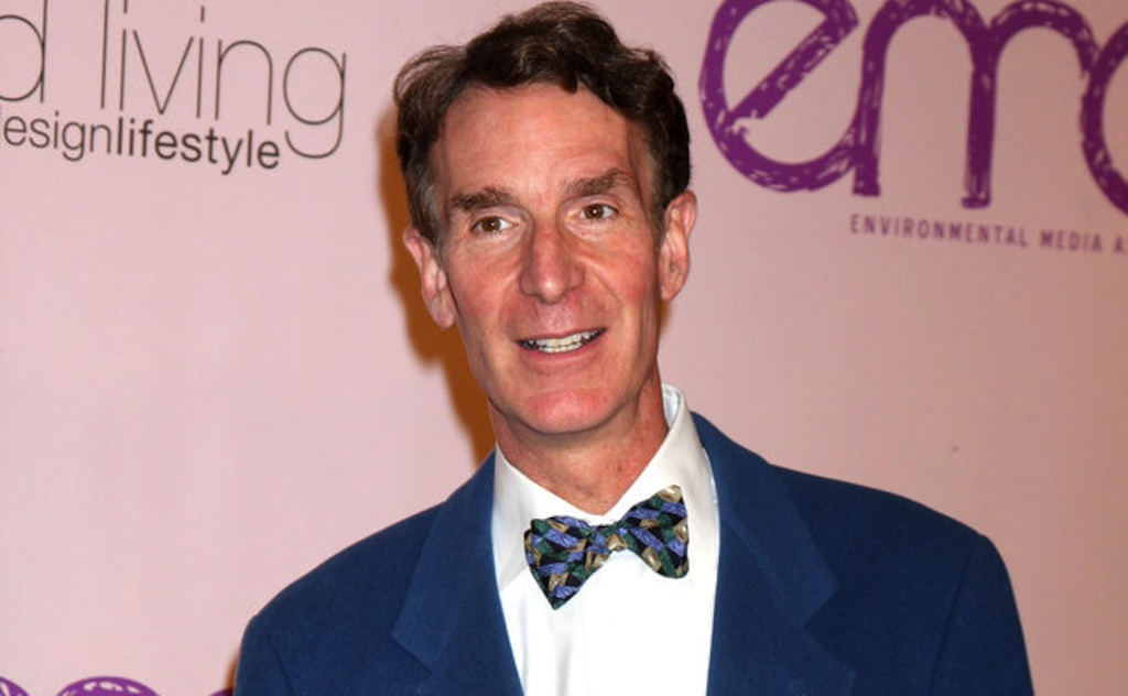 Bill Nye the Science Guy Gears Up for 'Dancing With the Stars'