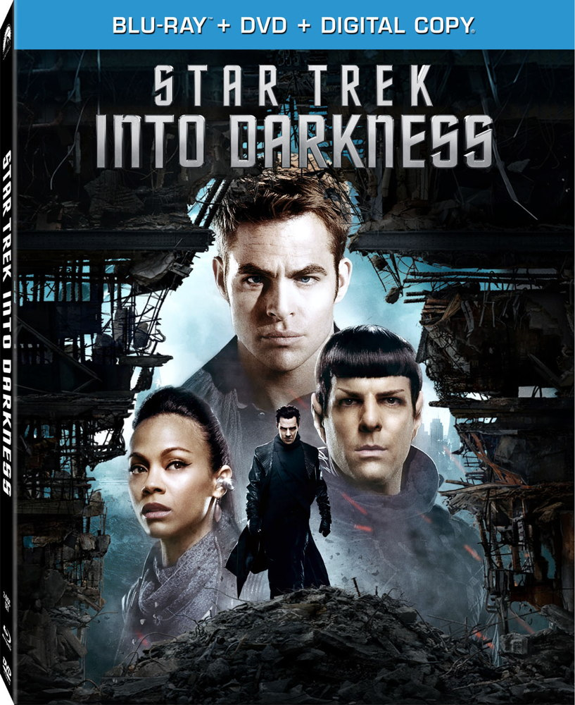 'Star Trek Into Darkness' Warps Into Blu-ray Frontier