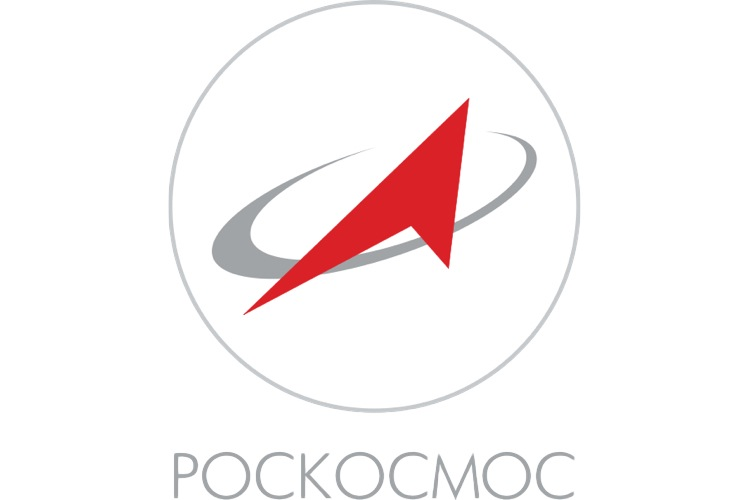 Roscosmos logo, Russia's space agency