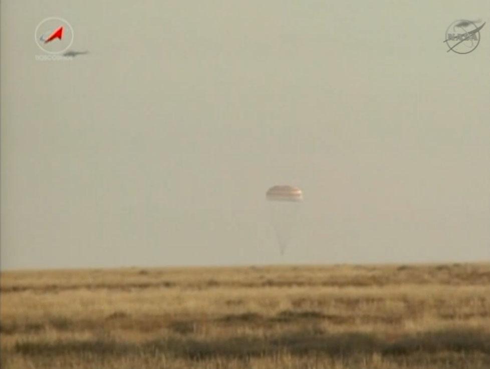 russian spacecraft landing - photo #12