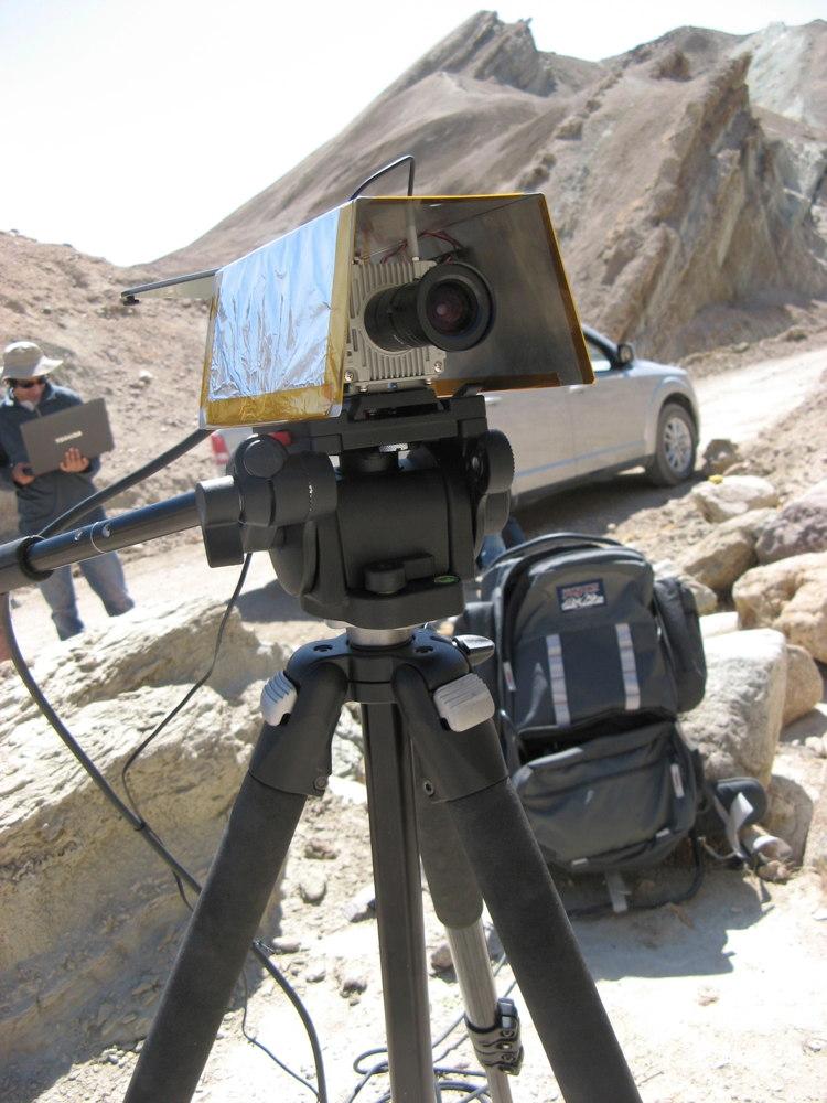 Mars Rover Camera Invention Could Help NASA Robots Explore Solo