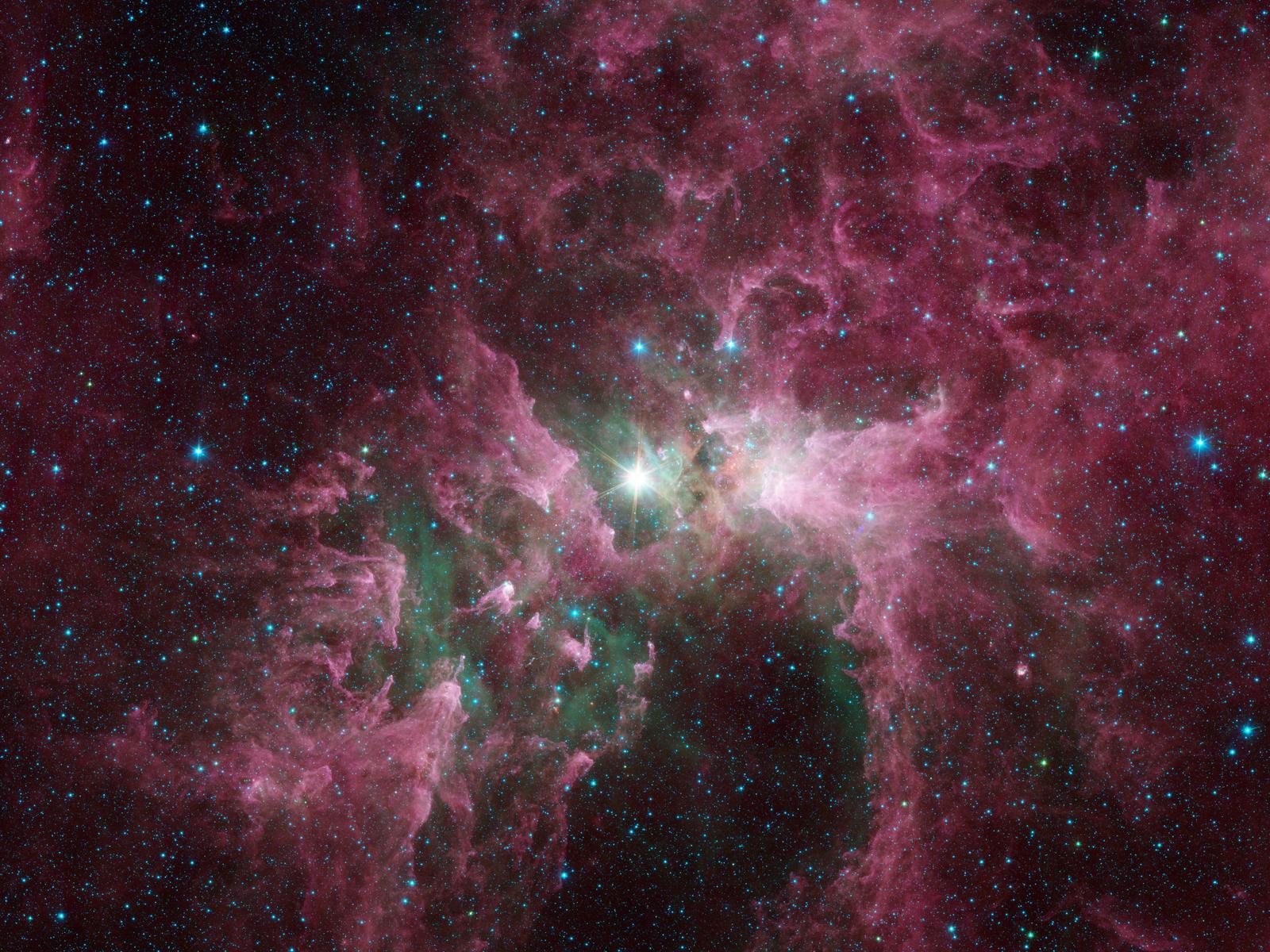 Eta Carinae Clouds