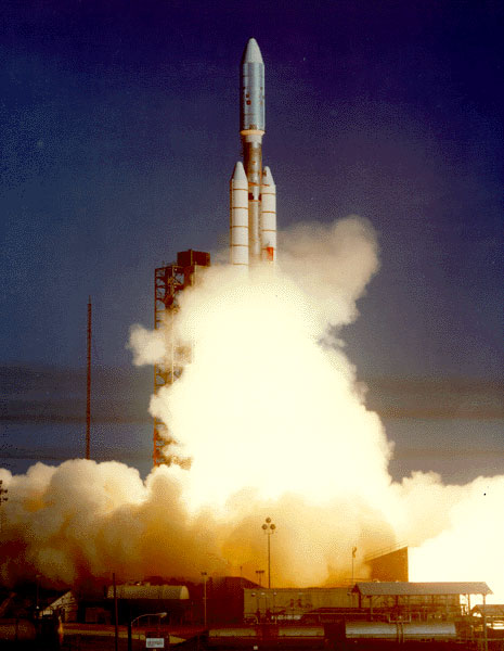 Sept. 5, 1977: Voyager 1 Launch