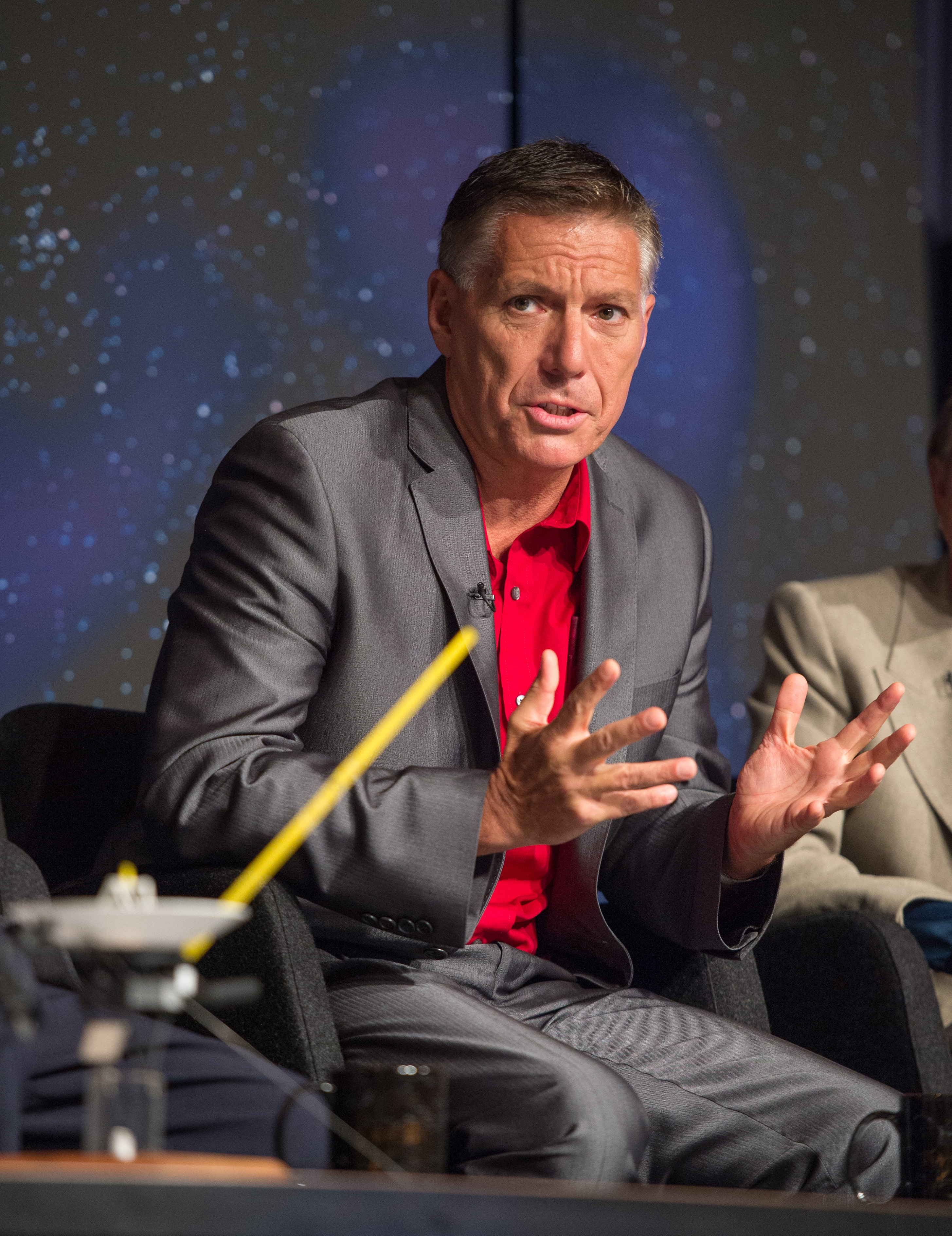 Sept. 12, 2013: Gary Zank Speaks at Voyager 1 Press Conference