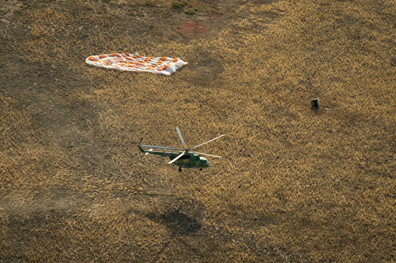 russian spacecraft landing - photo #6